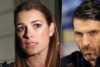 Těhotná Šeredová přiznala strach o otce jejích dětí: Buffon v podezření na koronavirus!