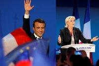 Macron se utká s Le Penovou: Miláček Bruselu versus kladivo na uprchlíky