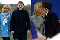 Budoucí první dáma Francie: Macron o 25 let starší učitelku odvedl od tří dětí