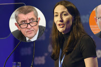 """""""Pokrytectví a politické dno"""". Sobotkovi s Babišem vrací úder první dáma ODS"""
