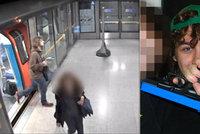 Student (20) se vzhlédl v ISIS a nastražil do metra bombu: Byl to »žert«, tvrdil u soudu