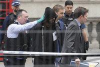 Poplach u parlamentu: Britové zastavili ozbrojeného muže, policie uzavřela okolí