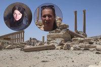 Češky mezi chrámy zničenými ISIS přinesly svědectví ze zdevastované Palmýry
