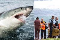 Milovník žraloků (†30) zemřel brutální smrtí, roztrhala ho paryba v rozkroku