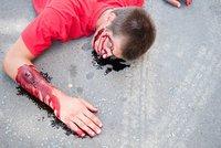 Srazil azylanta na kole, vážně ho zranil a ujel: Piráta silnic z Havířova hledá policie