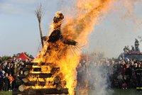 Žádné pálení čarodějnic v Praze! Magistrát zakázal rozdělávání ohňů v celém městě