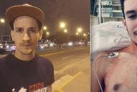 Petr (23) nevzdává boj s rakovinou: Odletěl do Peru, léčit ho budou indiáni!