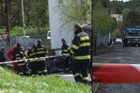 Chodkyni (†60) v Děčíně srazil popelářský vůz: Na místě zemřela