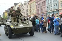 Plzeň chystá barikády: Slavnosti svobody budou hlídat stovky policistů a zásahovka