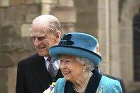 Poplach v královské rodině: Manžel královny Alžběty II. v nemocnici!