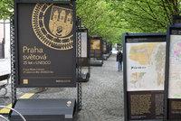 Praha slaví 25 let v UNESCO: Významné výročí připomíná výstava Stověžatá a nejkrásnější!
