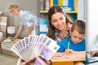 Češi platově poskočili. Průměrná mzda vzrostla na necelých 28 tisíc