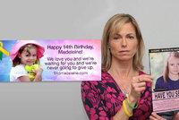"""""""Čekáme na tebe!"""" Rodiče poslali dojemný vzkaz ztracené Maddie k narozeninám"""
