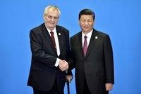 Čínský prezident láká na Hedvábnou stezku: Bude pro komunisty i kapitalisty