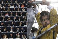 Europoslanci se obuli do Česka a spol. za běžence. Chtějí nás hnát k soudu