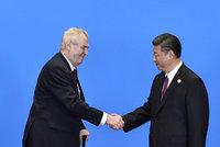 staré Zeman zahájil návštěvu Číny večeří 9af08378e9
