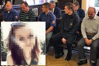 Za znásilňování těhotné Míši (18) 12 let basy a půl milionu odškodného!