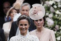 Sestra vévodkyně Kate Pippa Middleton porodila! Je to kluk