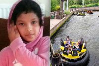 Holčička (†11) zemřela v zábavním parku: Loďka jí rozdrtila hlavu