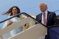 """""""Byl to historický týden."""" Trump navštívil svatá místa tří náboženství"""