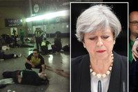 Teroristický útok v Manchesteru 2017: Atentát na koncertě Ariany Grande