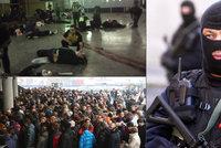 Policie reaguje na útok v Manchesteru: V Praze zpřísní kontroly na akcích