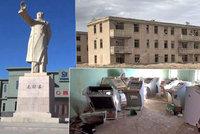 Utajené město duchů: Číňané zde vyvíjeli atomovou bombu, na mapě ho nenajdete