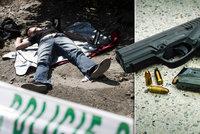 V Česku ubývá vražd. V Evropě jsme ale výjimkou, za hranicemi vraždí 5x víc