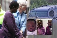 """Uprchlice utopila v autě tři své malé děti. U soudu to hrála na """"zlé kouzlo"""""""