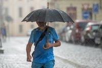 Silné bouřky čekejte i ve čtvrtek, sledujte radar. Déšť uleví Česku od pylu
