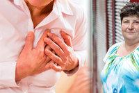Blance (55) funguje srdce jen na 34 %: Varovné příznaky nemoci ignorovala