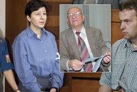 Zemřel advokát sériových vrahů: Obhajoval Stodolovou i Zelenku