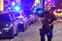 """Svědectví z Londýna: """"To je pro Alláha,"""" křičeli teroristi a 15x bodli ženu"""