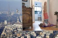 """""""Znečištění vzduchu mi ničí zdraví."""" Žena žaluje Francii za smog v Paříži"""