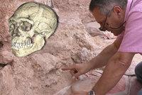 Senzační objev vědců v Africe. Našli kosti člověka staré 300 tisíc let