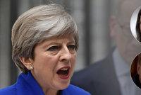 Brutální prohra a brexit možná bez dohody, soudí experti o britských volbách