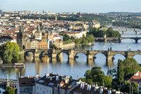 Libeňský, Palackého i Karlův most: Praha opraví 30 mostů a lávek ve velmi špatném stavu