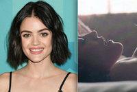 Hvězda seriálu Prolhané krásky Lucy Hale: V novém filmu ukázala prsa!