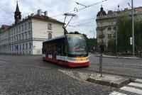 Mezi Klárovem a Letnou nepojedou tramvaje. Oprava trati potrvá přes týden
