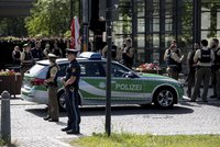 Střelba na nádraží v Mnichově: Na místě několik raněných, útočník je v nemocnici