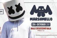 Marshmello poprvé v Česku: Future bass a trap extáze