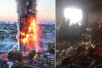 Za požár Grenfell Tower může lednice i špatné obložení: Pět jiných věžáků bude evakuováno