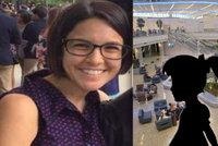 Krkavčí matka opustila holčičku (4)! Nechala ji na letišti a odjela