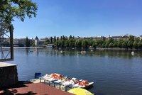 Praha má před sebou »letní« víkend: V neděli má počasí trhnout rekordy