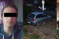 Kamarádi zastřeleného Tomáše (†17): Křičeli jsme na Michala, ať zastaví, popsali poslední vteřiny