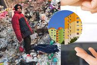 Brno ušetřilo na bezdomovcích 1,5 milionu! Projekt pro rodiny v nouzi se osvědčil