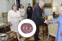 """""""Nevhodné."""" Zeman dal Alžbětě II. cetku, nechápe jeho exporadce"""