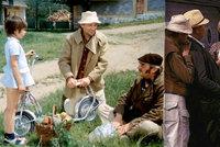 Tajemství legendárního seriálu Chalupáři: Kteří herci při natáčení málem umrzli?