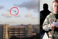 Granáty a střelba: Policisté zaútočili z vrtulníku na venezuelský soud