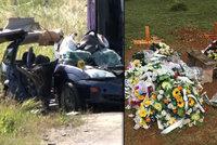 Při vážné nehodě zahynuli čtyři lidé: Otec Dáši (†28) se uplakal k smrti